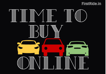 Time to buy cars online