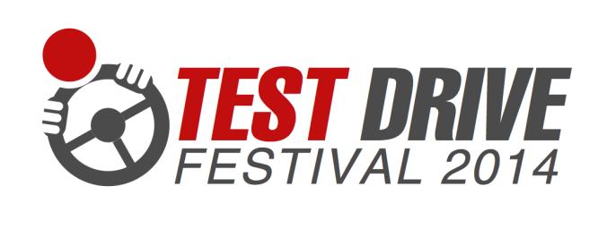 Test Drive Festival Logo